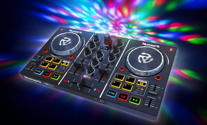 Starter DJ Controller