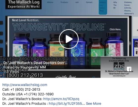 Dr. Joel Wallach's Dead Doctors Don't Lie Radio Show 16.11.17