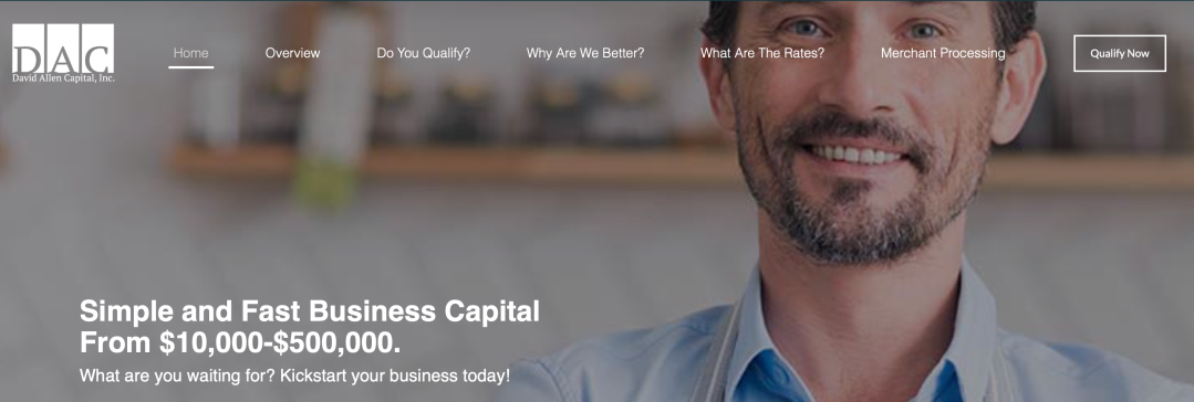Simple and Fast Business Capital From $10,000-$500,000.